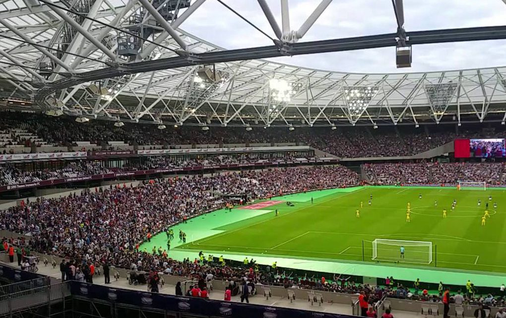West Ham United London Stadium