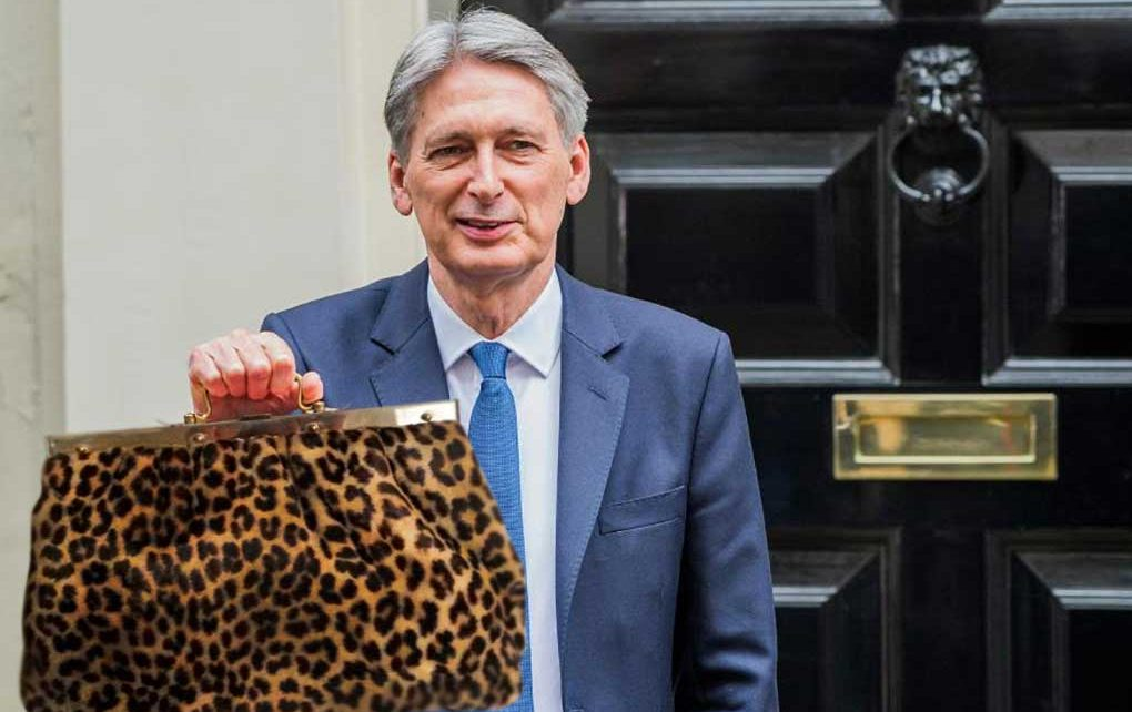 Philip Handbag Hammond
