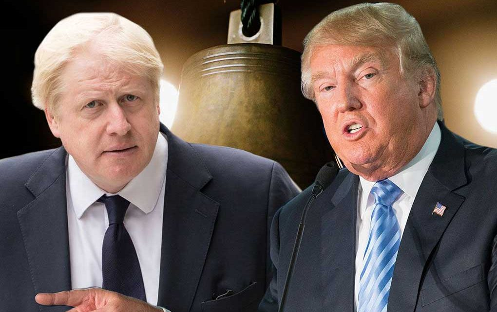 Donald and Boris