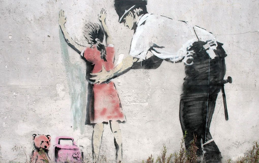 Banksy_You-are-an-acceptable-level-of-threat