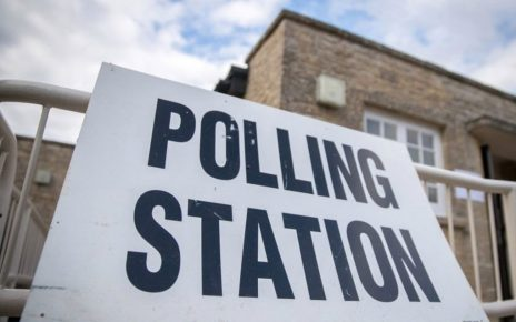 Polling Station - General Election 2017