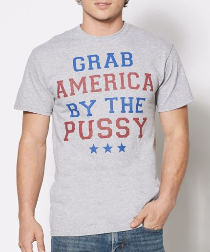 One of the Donalds t-shirts