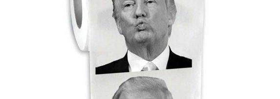 Donald Toilet Paper