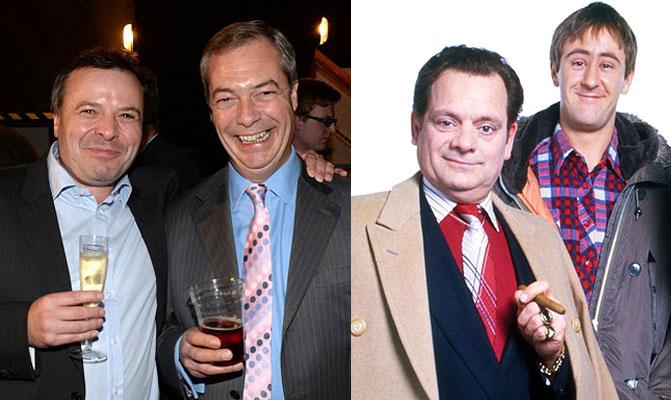 Arron & Nigel & Del & Rodney