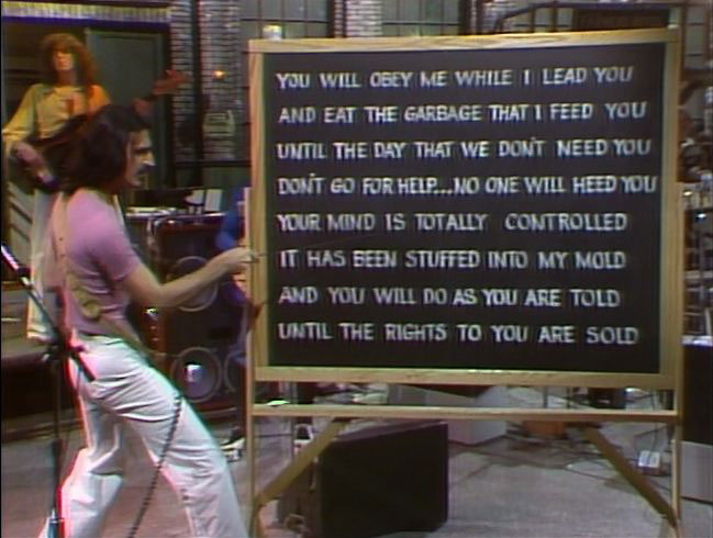Frank_Zappa_The_Slime_Lyrics