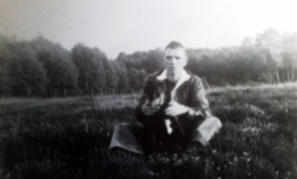 Grandad, 1953