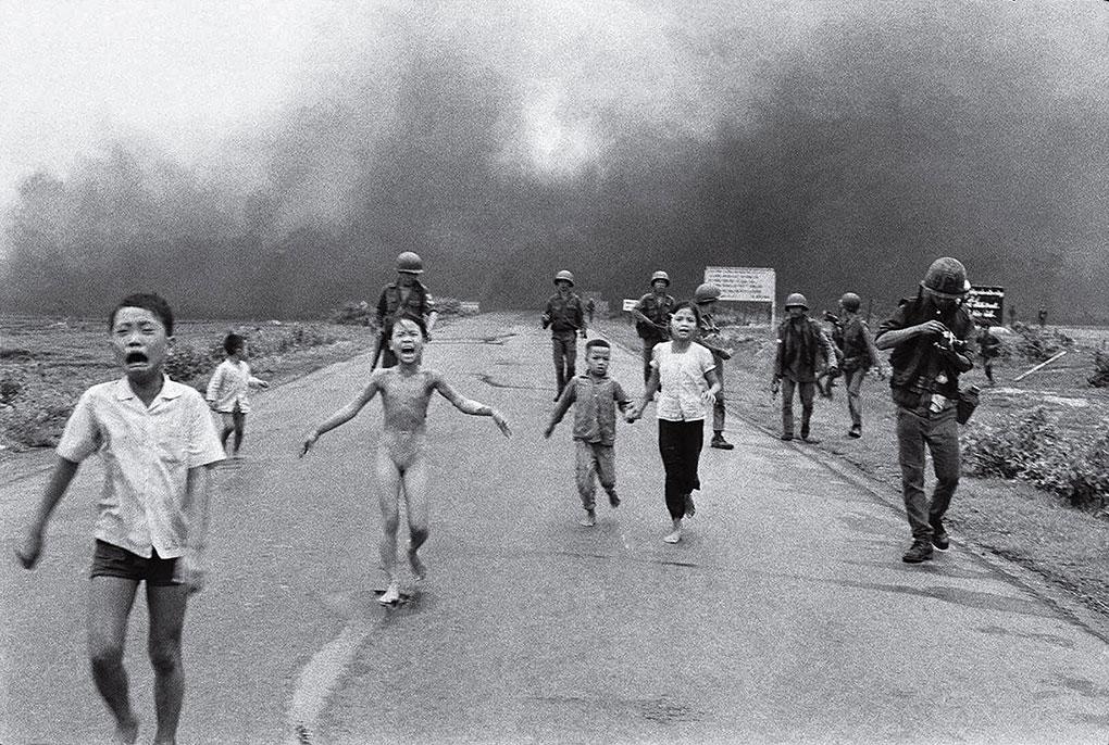 Phan Thị Kim Phúc, Vietnam, 1972