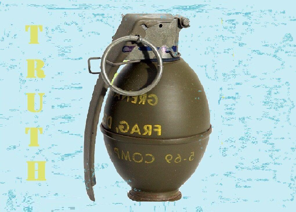 The Truth Grenade - Luke Andreski